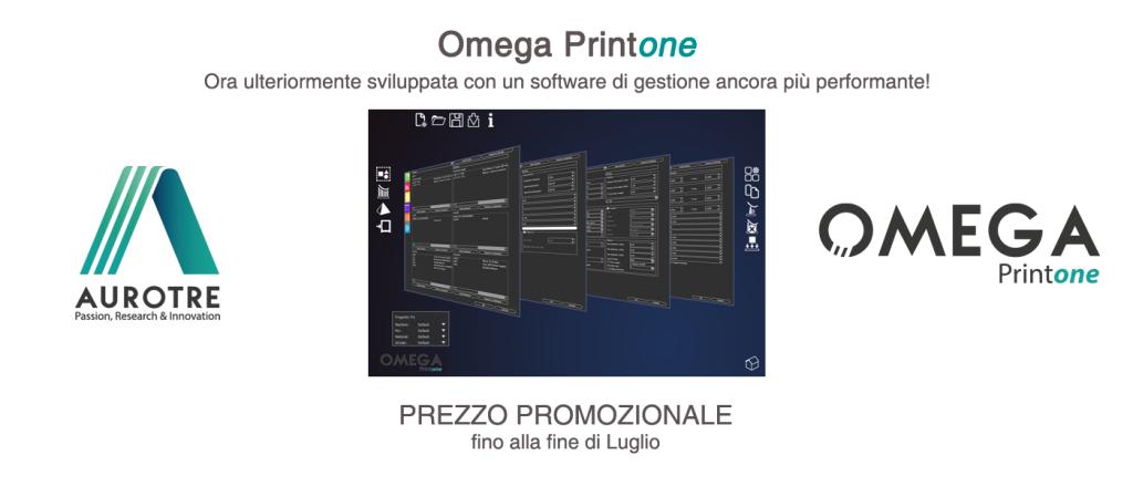 2019-06-04-Prezzo-promozionale-Stampante-3D-Omega-Print-One