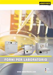 Anteprima catalogo - Nabertherm (Laboratorio)