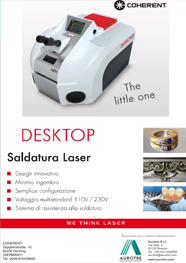 Depliant anteprima - Laser Desktop