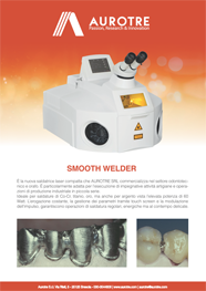 Laser Smooth Welder