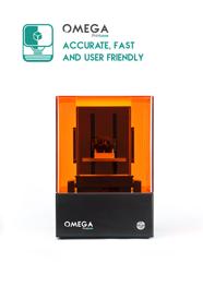 Descrizione anteprima - Stampante 3D Omega Print One