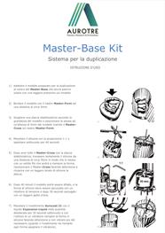 Anteprima istruzioni - Master-Base Kit