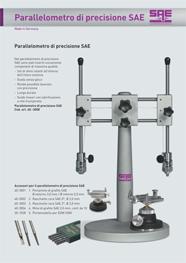 Parallelometro di precisione