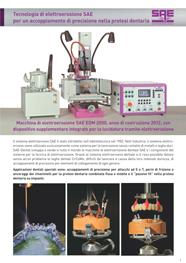 Tecnologia di elettroerosione SAE